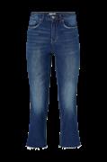 Jeans onlKenya Mid Sweet Flare Crop